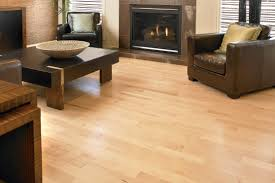floor with dark natural accents mirage fairview clic 4 25 wide natural maple 3 4 solid hardwood