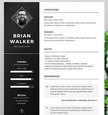 Download Modern Resume Tempaltes 130 New Fashion Resume Cv Templates For Free Download 365 Web Modern