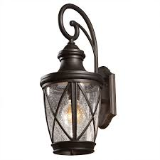 exterior wall lantern with built in electrical outlet. display product reviews for castine 20.38-in h rubbed bronze medium base (e- exterior wall lantern with built in electrical outlet d