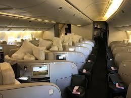 air new zealand business premier lax lhr nz2 12