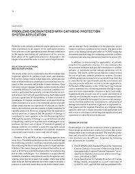 chapter five problems encountered cathodic protection page 34