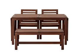 Furniture Smart Tips To Maintain Outdoor Dining Furniture Outdoor Dining Furniture Ikea