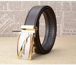 All Designer Belts Us 10 53 46 Off Zayg Men Leopard Automatic Buckle Belt Male Designer Belts Men High Quality Leather Fashion Luxury Belt Business Belts For Men In