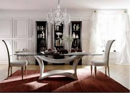modern glass dining table. Contemporary Glass Dining Table Designs With Minimalist Style4 Modern