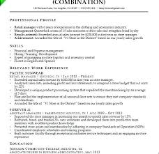 Retail Resume Sample Unique Retail Store Manager Resume Example Objective Summary Of Skills And