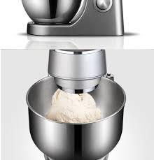 ⭐Máy nhào bột máy trộn bột đánh trứng đa năng US Ashton SM350 1200W - 45L:  Mua bán trực tuyến Máy chế biến thức ăn với giá rẻ