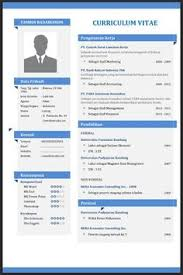 Free Curriculum Vitae Template Word | Download Cv Template | When I ...