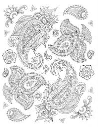 Small Picture 429 best Coloring Pages BohoHennaPaisley images on Pinterest
