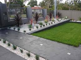 Small Picture Home Design Bee small front yard landscaping designs modern