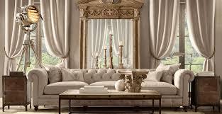 living room furniture designs restoration hardware