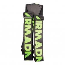 <b>Подтяжки Armada</b> Stage Suspender Black/Green купить в ...
