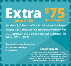 Plasma Donation Centers Csl Plasma Extra Money Budget