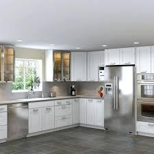 ikea floor cabinet kitchen shelves wooden kitchen