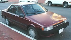 File:87-90 Toyota Tercel coupe.jpg - Wikimedia Commons
