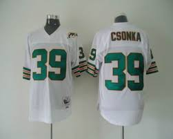 Jersey Dolphins Throwback Marino Dan 13 75th Miami White