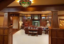 Craftsman Home craftsman-family-room