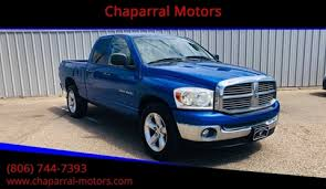 Used Dodge Ram Pickup 1500 For Sale in Lubbock, TX - Carsforsale.com®