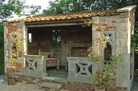 Small Picture Stone Garden Folly Designs The Garden Room Design Ideas Zonajco