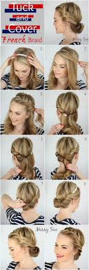 French Braid Updo Hairstyles 10 Fabulous French Braid Updo Hairstyles Pretty Designs