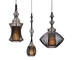 the moire lighting collection by shine labs tibet opium emperor pendants ceiling lights middot mid century