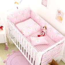 pink princess crib bedding 3 4 pink princess pattern baby bedding set crib per sheet pillowcase
