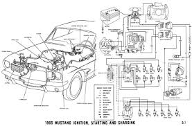 mustang engine diagram wiring diagrams 69 Ford Ignition Pigtail Wiring Schematic