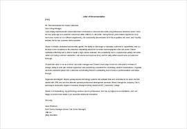 letter of recommendation for former employee template a definitive guide to recommendation letters free premium