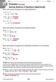 practice 3 solving two step equations answers tessshlo one step equations