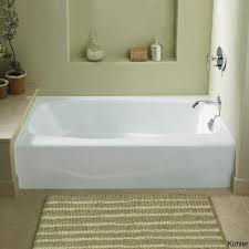 4 Foot Tub Shower Combo