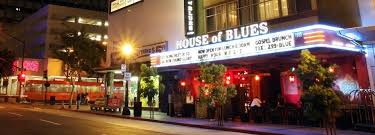 Sunny San Diego Rockin At Night At The House Of Blues Tba
