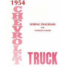 wiring diagrams bob s chevy trucks 1954 chevy truck wiring diagram