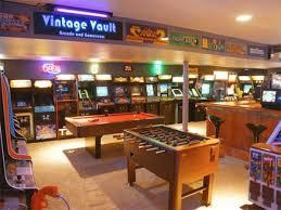 basement game room ideas. Fine Basement Arcade Room Escape Throughout Basement Game Ideas M