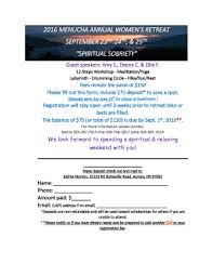 Fillable Online SEPTEMBER 23RD, 24TH, & 25TH Fax Email Print - PDFfiller