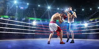 Ставка букмекеров бокса