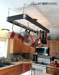 Creative Kitchen Design Extraordinary You Might Want To Grab Some Curtain Rings When You See This Clever
