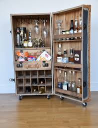 Schrankkoffer Bar