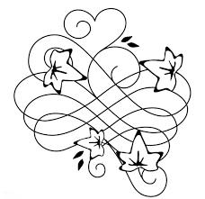 Motiv Tetování Kytky 1420