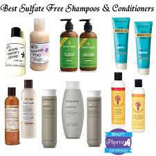 best shampoo without sulfates or parabens