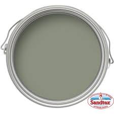 Sandtex Olive Ultra Smooth Masonry Paint 5l Door