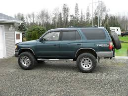 Please help! Lift Recommendations 1998 Limited 4WD - Toyota ...