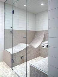 nice shower bench interior ideas curved seat designs built in homemade built in shower bench