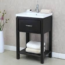 single sink bathroom vanity inch extra thick ceramic sink top single sink bathroom 18 single