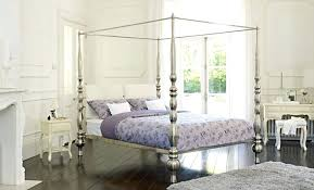 chrome canopy bed – blacknovak.co