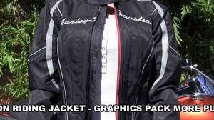 harley davidson women s skull illumination riding jacket for