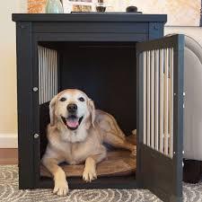 New Age Pet EcoFlex Habitat-n-Home InnPlace Crate/Table - Espresso    Hayneedle