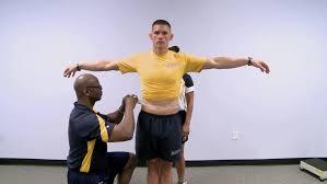 Dvids Video Navy Body Composition Assessment Bca
