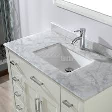 42 inch white vanity.  Vanity 42 Inch Bathroom Vanity Plus White With Black Top For  Ideas E