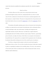 ethics in policing essay essay on ethics in policing 836 words bartleby