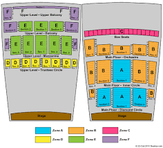Music Hall Seating Chart Detroit Mi Detroit Opera House Seating Chart