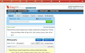 adding annotation to easybib bibliography adding annotation to easybib bibliography